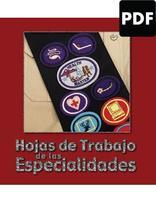 Hojas de Trabajo de las Especialidades - Descargas en PDF