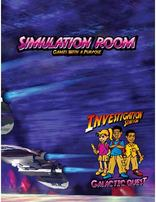 Galactic Quest VBS - Simulation Room Leader's Guide (Games)