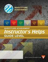 Guide Instructor's Helps - Investiture Achievement