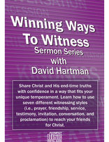 Winning Ways to Witness Sermon Series CD