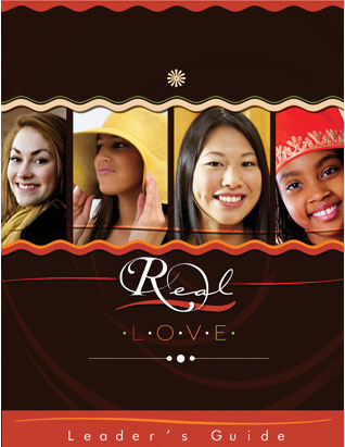 Real Love Leaders Guide with USB