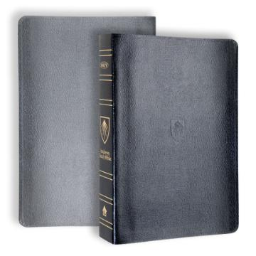 Andrews Study Bible-Genuine Black