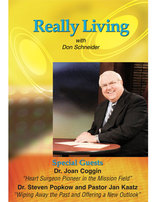 Dr. Coggin, Dr. Popkow, Kaatz -- Really Living DVD