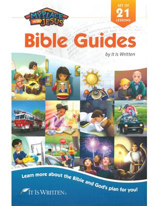 My Place With Jesus Bible Guides