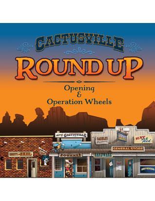 Cactusville VBX Program DVD