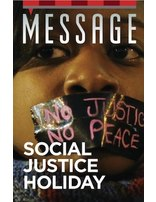 Message: Social Justice Holiday - Package of 100
