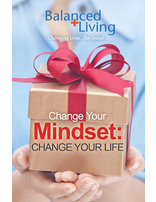 Change Your Mindset - Balanced Living Tract (Pack of 25)
