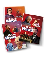 True Heroes - 3 Volume set