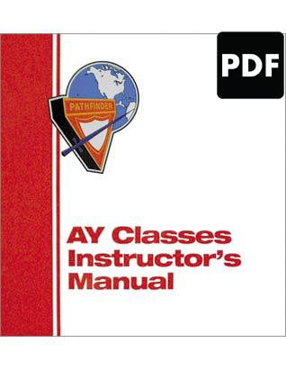 AY Class Instructor's Manual PDF Download - English