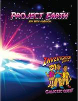 Galactic Quest VBS - Project Earth Leader's Guide (Mission)