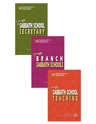 Sabbath School Booklets (Set of 13)
