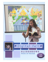 Digital Felt Week of Prayer Slideshow