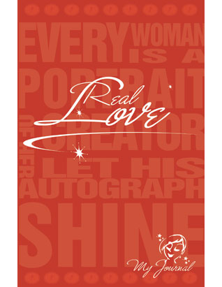 Real Love Journal (Pack of 10)