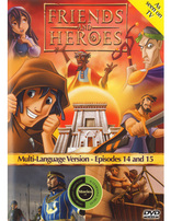 Friends and Heroes Series 2 (Episodes 14 - 26)