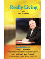Cleveland & Cottrell -- Really Living DVD
