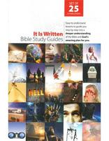 It Is Written Bible Study Guides