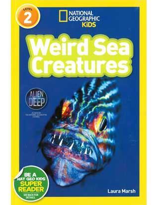 Weird Sea Creatures