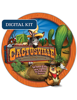 Cactusville VBS Digital Kit - Spanish