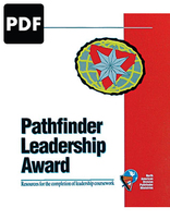 Pathfinder Leadership Award PDF Download - English