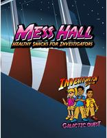 Galactic Quest VBS - Mess Hall Leader's Guide (Snacks)