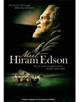 DVD de los Pioneros Adventistas – Hiram Edson (Solo en inglés)