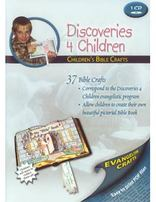 Discoveries 4 Children 37 Bible Crafts
