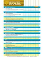 Investiture Achievement Guide Record Chart (Spanish)
