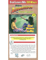 Bible Adventures for Young Readers - God Loves Me 28 Ways (28 Lessons)