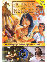 Friends and Heroes Series 3 (Episodes 27 - 39)