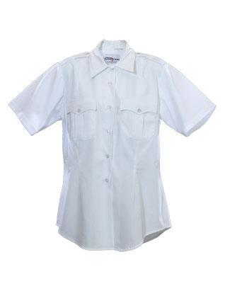 Adventurer Women's Staff  Blouse (Short Sleeve)