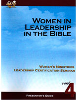 Women in Leadership in the Bible