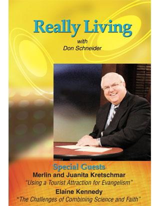 Kretschmar & Kennedy -- Really Living DVD