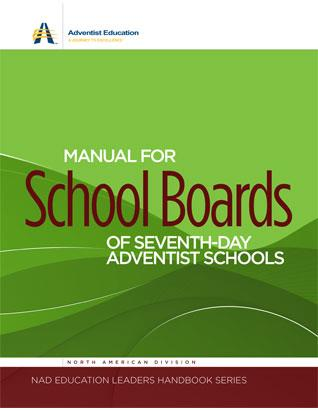 Manual for School Boards