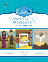 Growing Together Primary Teaching Kit - 1st Quarter