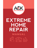 Acts of Kindness - Extreme Home Repair