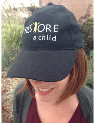 Restore a Child - Adjustable Cap