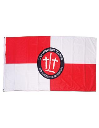 Bandera de TLT para uso exterior