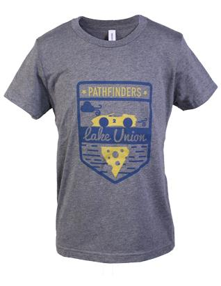 Camiseta Lake Union