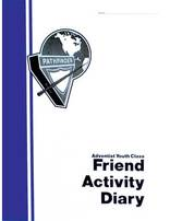 Friend Activity Diary