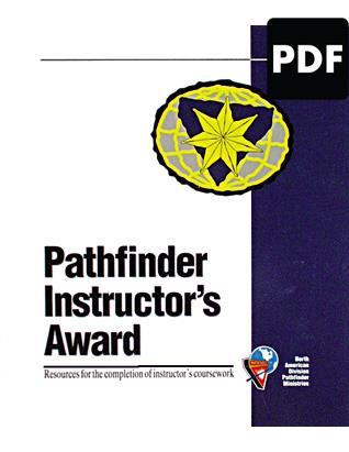 Pathfinder Instructor's Award PDF Download - English