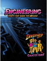 Galactic Quest VBS - Engineering Leader's Guide (Crafts)