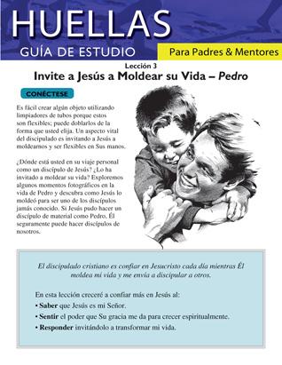 Guía de Huellas para padres y mentores - Lección 3