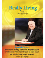 Schwarz-Legare & Wilkins -- Really Living DVD