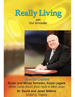 Schwarz-Legare & Wilkins -- Really Living DVD