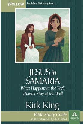 Jesus In Samaria - iFollow Bible Study Guide