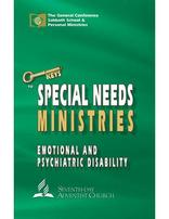 Emotional and Psychiatric Impairment - Keys to Special Needs Ministries