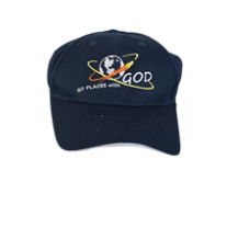 Go Places With God Ball Cap