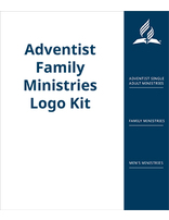 Adventist Family Ministries Logo Kit on USB
