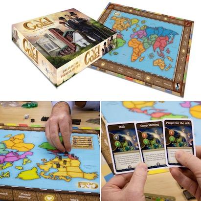 Go Ye Board Game