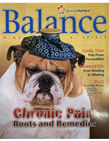 Chronic Pain - Balance Magazine (Pack of 50)